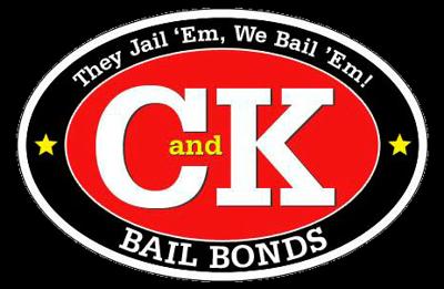 c&K bail bonds logo