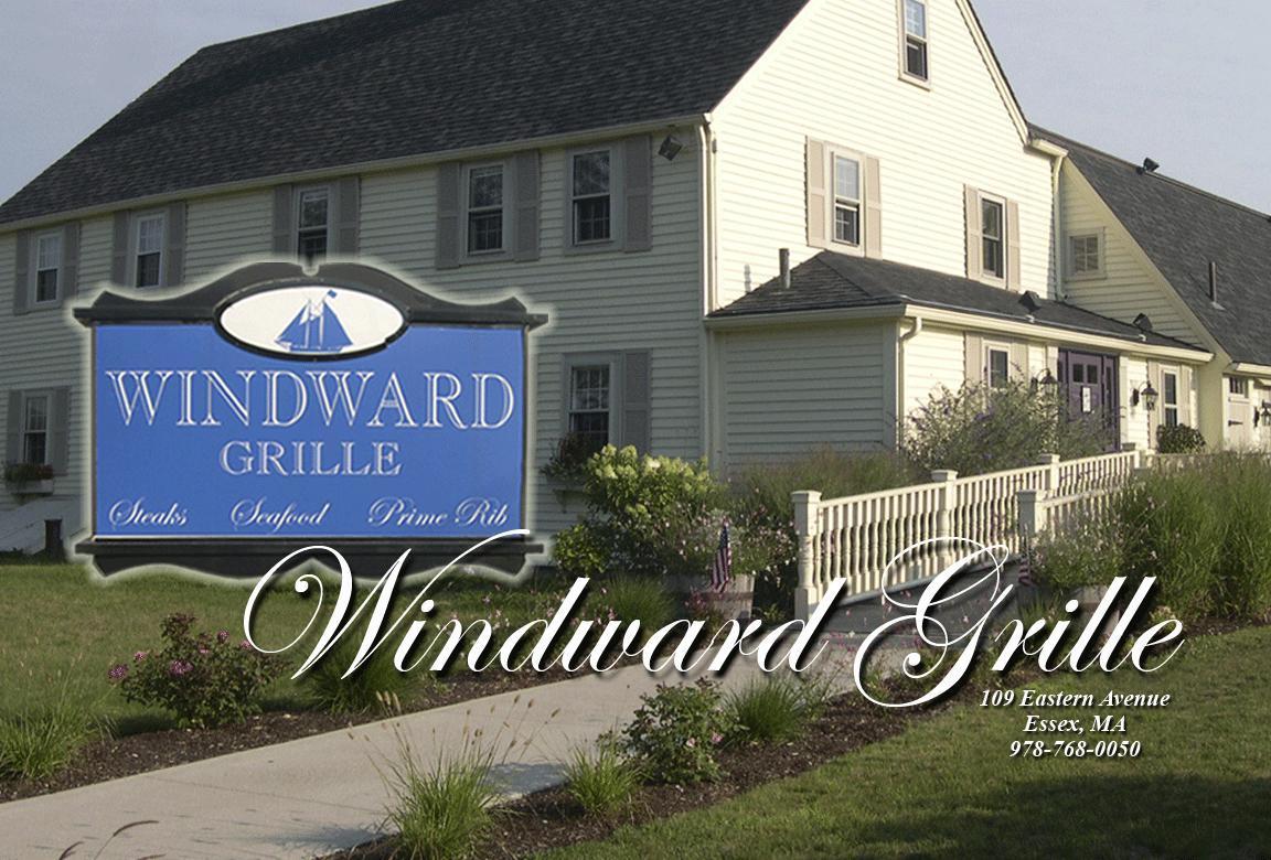 Windward Grille Restaurant, Essex MA