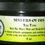 Sisters of Isis Natural Hair Care Product