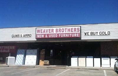 Weaver Brothers : Appliances, Mattresses, and GUNS - Milledgeville, GA