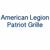 American Legion Patriot Grille