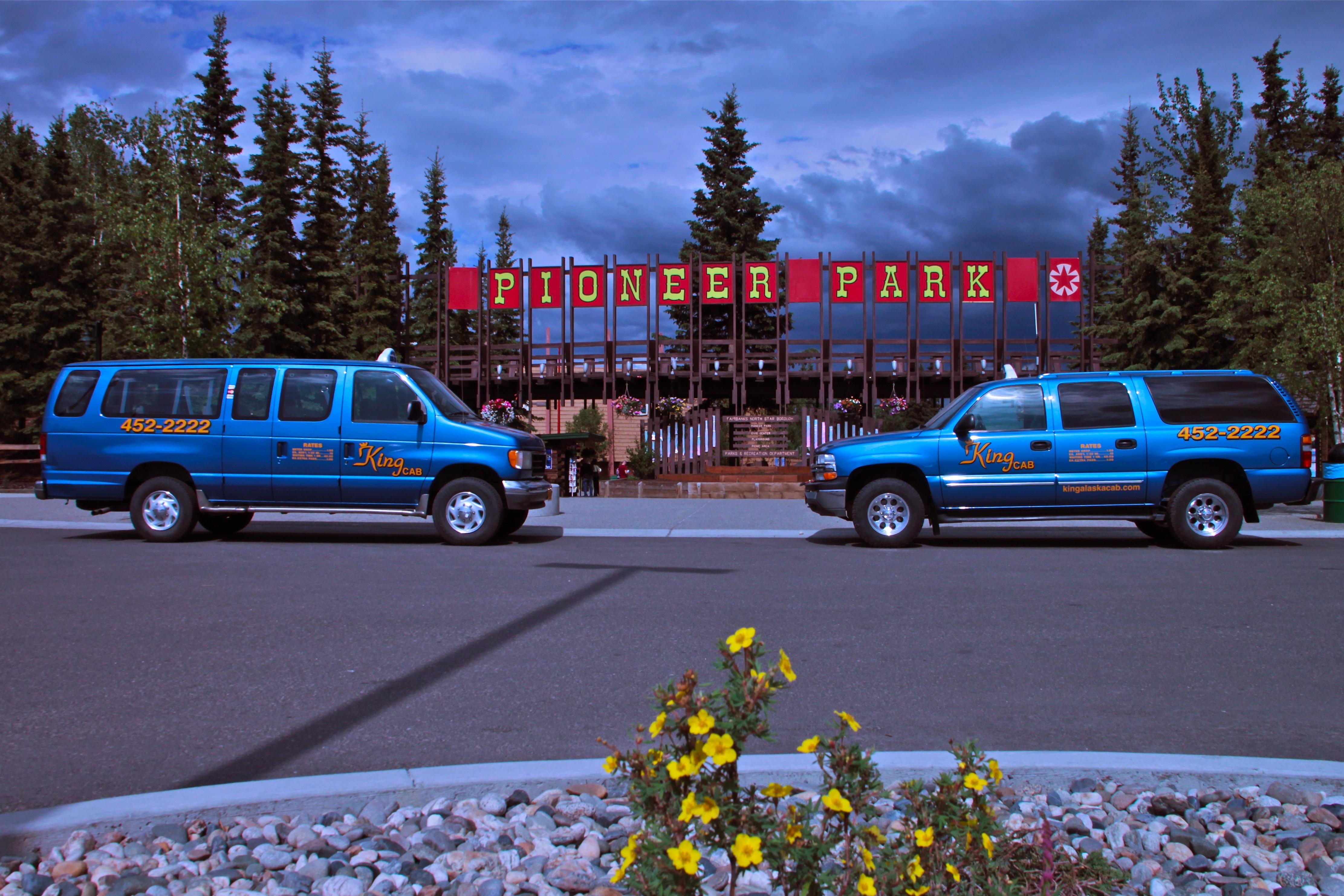King Cab Alaska Cab, Fairbanks AK
