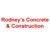 Rodney's Concrete & Construction
