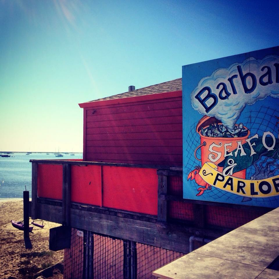 Barbaras Fishtrap, Half Moon Bay CA