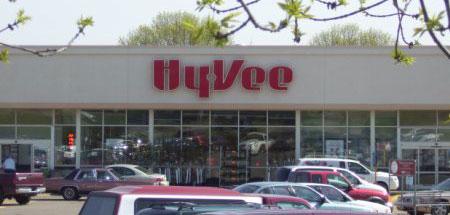 Hy-Vee, New Ulm MN