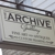 The Archive Gallery