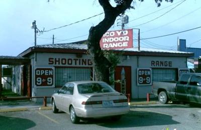 Red's Indoor Range - Austin, TX