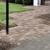 A Brick Walks into a Yard