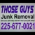 Those Guys Junk Removal