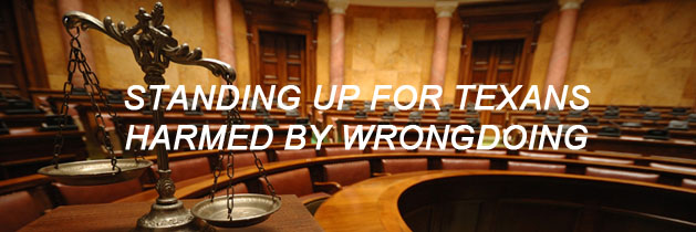 Rodgers Law Ft. Worth Texas personal injury lawyer