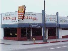 Casa Bianca Pizza Pie, Los Angeles CA