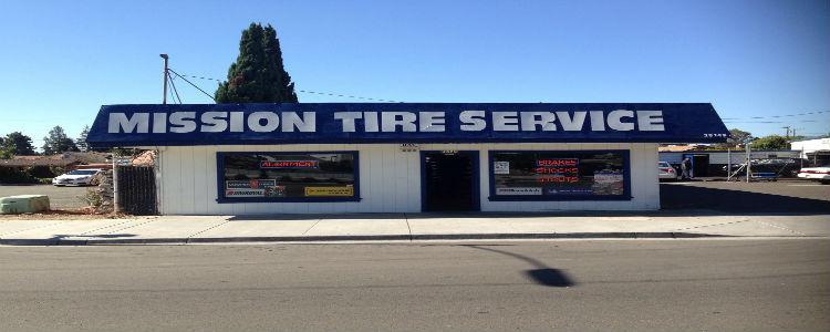 Mission Tires