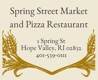 Spring Street Market, Hope Valley RI