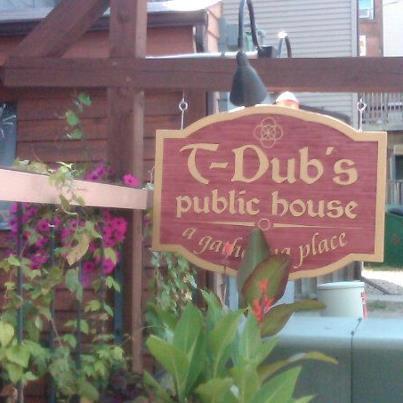 T-Dub's Public House, Waupaca WI