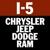 I-5 ChryslerJeep Dodge Ram