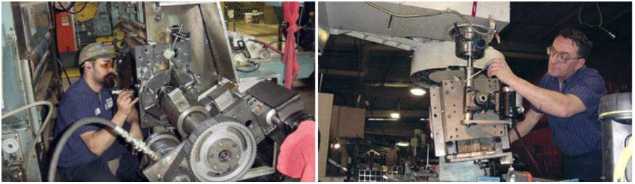 industrial machine repair wisconsin