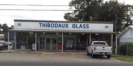 Thibodaux Glass LLC provides quality local auto glass services storefront