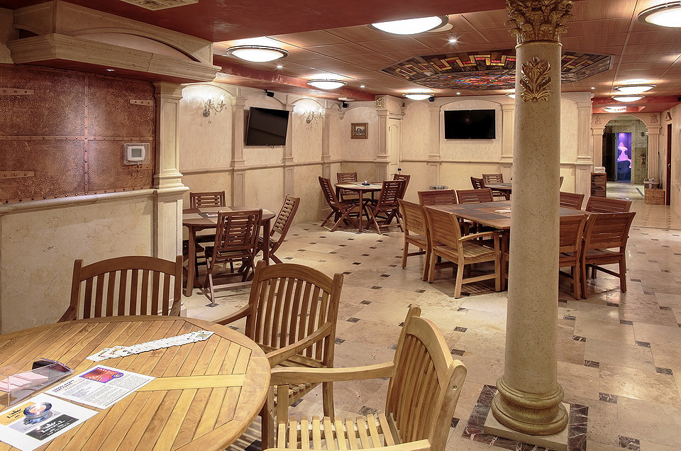 Imperial Sauna and Spa Club, Summit Argo IL