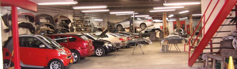 Factory Authorized Collision Center