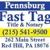 Pennsburg Fast Tag