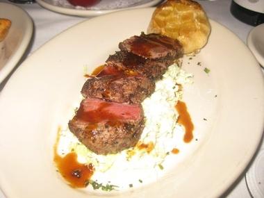 Medallion Steakhouse, Burlingame CA