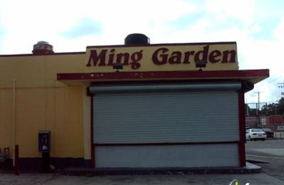 Ming Gardens Restaurant - Tampa, FL