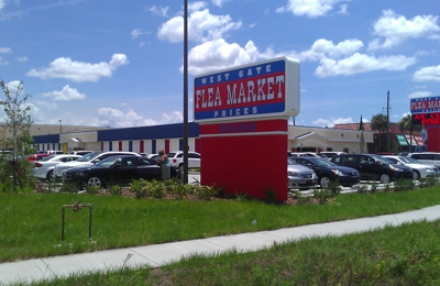 West Gate Flea Market Price - Kissimmee, FL