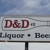 D & D Liquor and Beer 2
