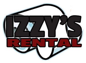Full Size Logo Izzy's Rental - Bloomington - IN