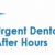 Urgent Dental Care - After Hours