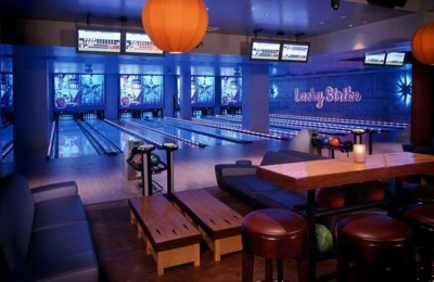 Lucky Strike LA Live - Los Angeles, CA