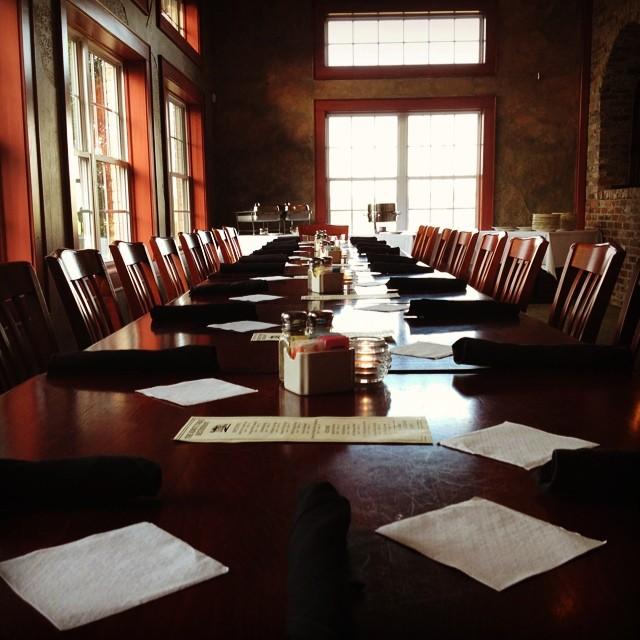 King's Table, Hampstead NC