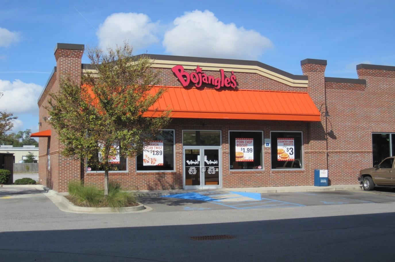 Bojangles' Famous Chicken 'n Biscuits - Opening Soon!, Lewisburg TN