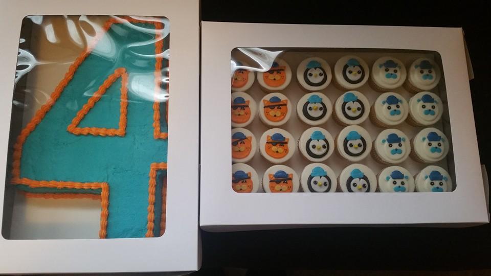 Leslie's Cakes & Cupcakes, Lynchburg OH