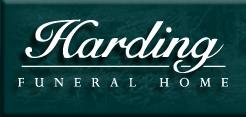 Harding Funeral Home logo
