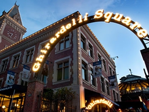 The Original Ghirardelli Ice Cream & Chocolate Shop at Ghirardelli Square