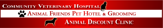 Community Veterinary Hospital in Garden Grove