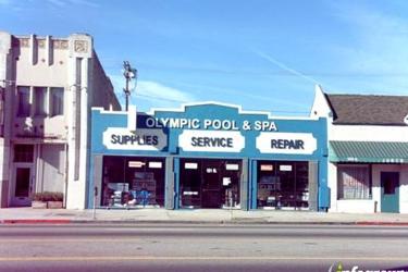 Olympic Pool & Spa Supplies & Maintenance