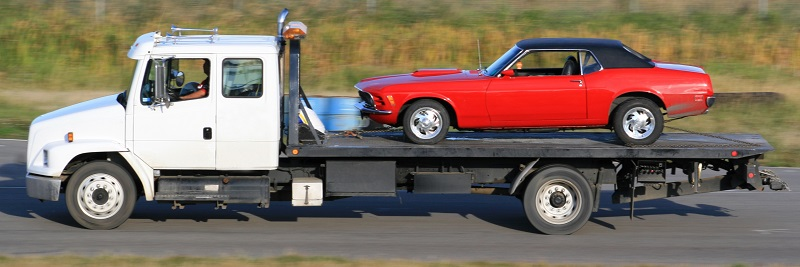 towing flatbed
