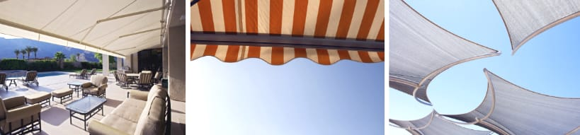 awnings install