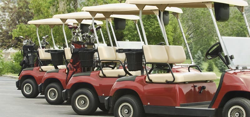 golf cart services
