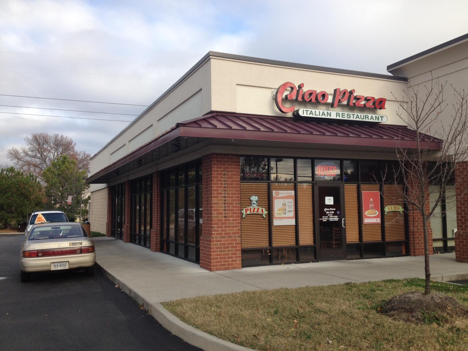 Rapid Pizza, Glen Allen VA