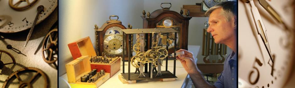 joe mino clock repair