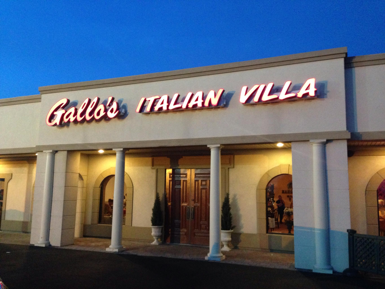 Gallo's Italian Villa, New Castle PA