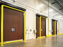 loading dock overhead doors