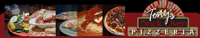 Tonys Brick Oven Pizzeria, Gulfport MS