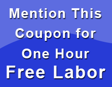 Coupon for One-Hour Free Labor at A&W Truck Repair, Denton TX