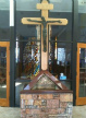 Saint Alberts cross