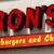 Ron's Hamburgers and Chili