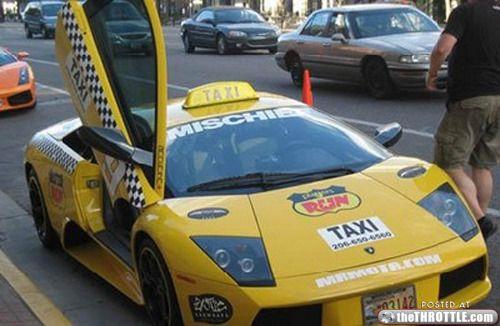 Yellow Cab and Transportation Service - La Jolla, CA